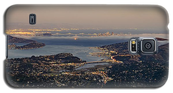 San Francisco Bay Area Galaxy S5 Case