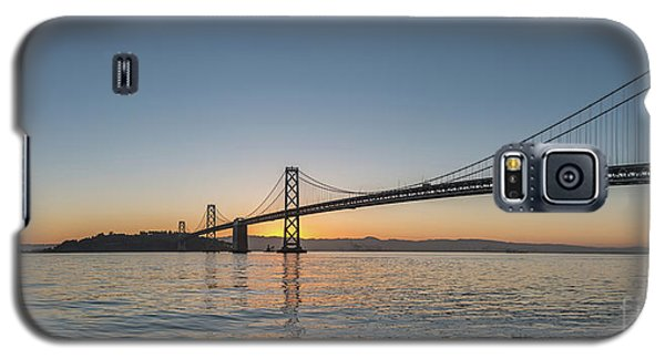 San Francisco Bay Brdige Just Before Sunrise Galaxy S5 Case