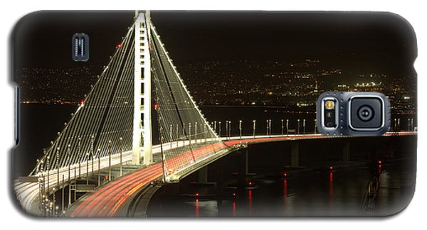 San Francisco Bay Bridge New East Span Galaxy S5 Case
