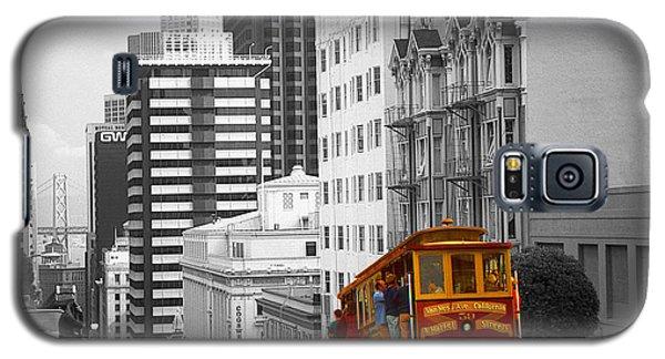 San Francisco Cable Car - Highlight Photo Galaxy S5 Case