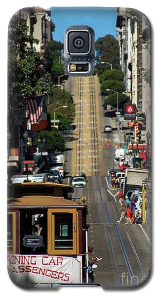 San Francisco Cable Cars Galaxy S5 Case