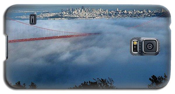 San Francisco Golden Gate Bridge Panoramic  Galaxy S5 Case