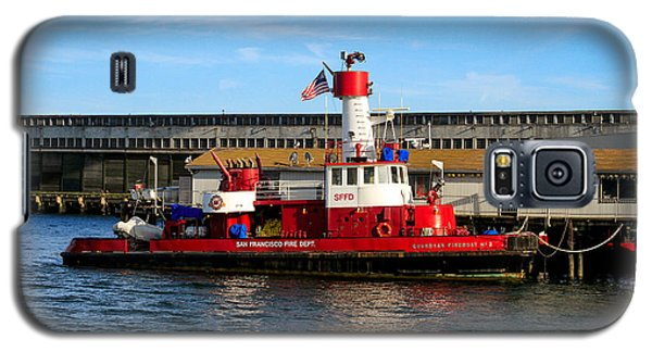 San Francisco Guardian Fireboat No 2 Galaxy S5 Case