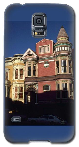 San Francisco Haight Ashbury - Photo Art Galaxy S5 Case
