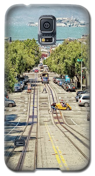 San Francisco Hyde Street View Galaxy S5 Case