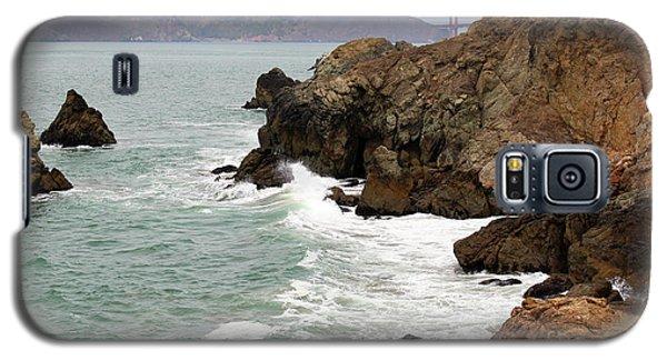 San Francisco Lands End Galaxy S5 Case