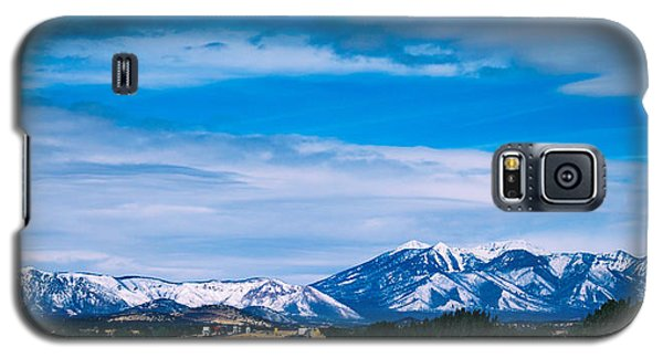 San Francisco Mountain Galaxy S5 Case