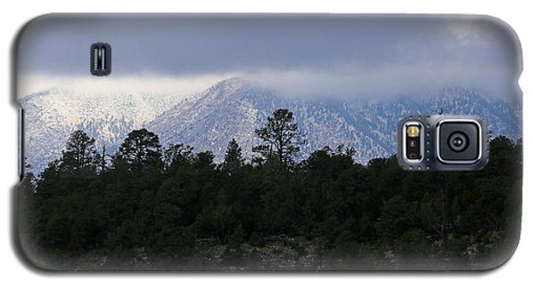 San Francisco Mountains From Walnut Canyon Galaxy S5 Case