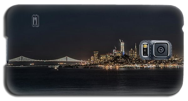 San Francisco Night Galaxy S5 Case