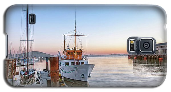 San Francisco - Pier 39 Galaxy S5 Case