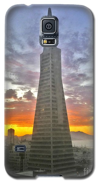 San Francisco Pyramid Galaxy S5 Case
