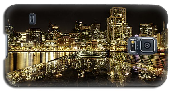 San Francisco Skyline Galaxy S5 Case