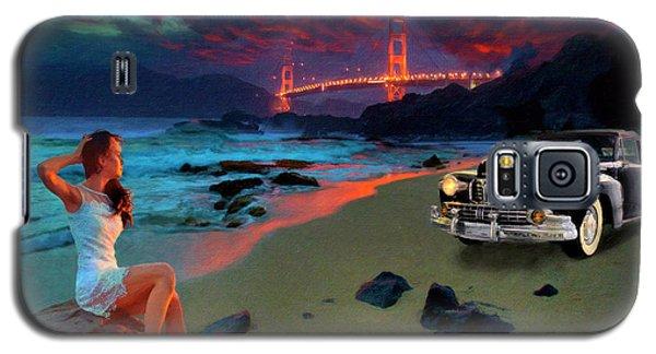 San Francisco Sunrise Galaxy S5 Case
