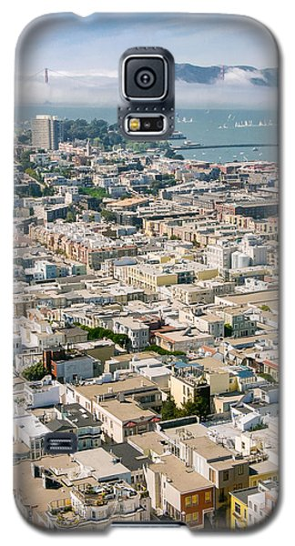 San Francisco Vista Galaxy S5 Case