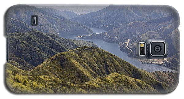 San Gabriel Canyon Reservoir Galaxy S5 Case