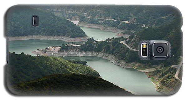 San Gabriel Dam Galaxy S5 Case