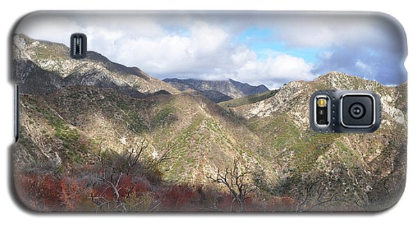 San Gabriel Mountains National Monument Galaxy S5 Case by Kyle Hanson
