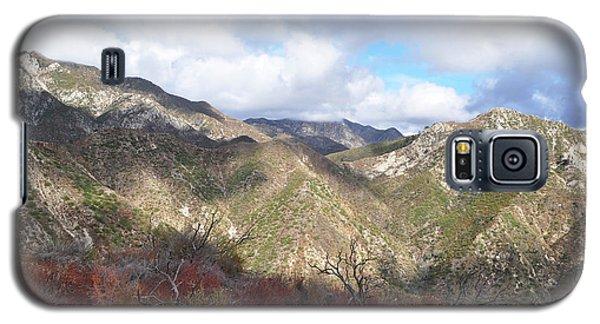 San Gabriel Mountains National Monument Galaxy S5 Case