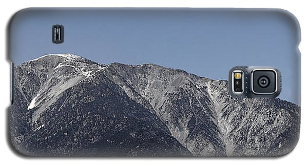 San Gabriel Mountains Galaxy S5 Case