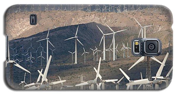 San Gorgonio Pass Wind Farm I Galaxy S5 Case