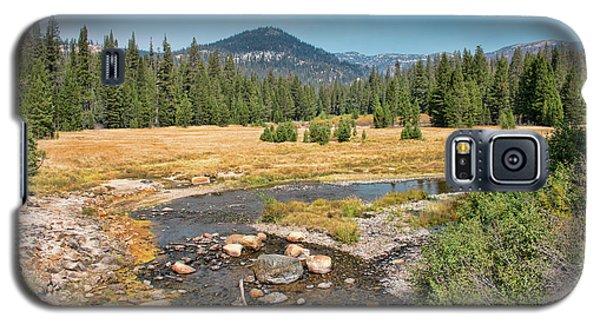 San Joaquin River Scene Galaxy S5 Case