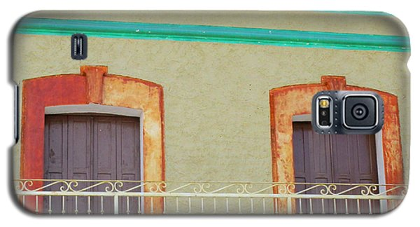 San Jose Del Cabo Doors 11 Galaxy S5 Case by Randall Weidner