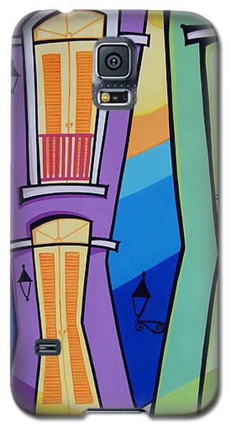 San Juan Alegre-4 Galaxy S5 Case by Mary Tere Perez