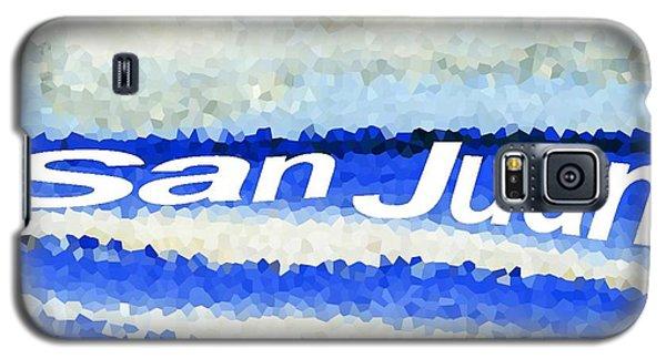 San Juan  Galaxy S5 Case by Dick Sauer