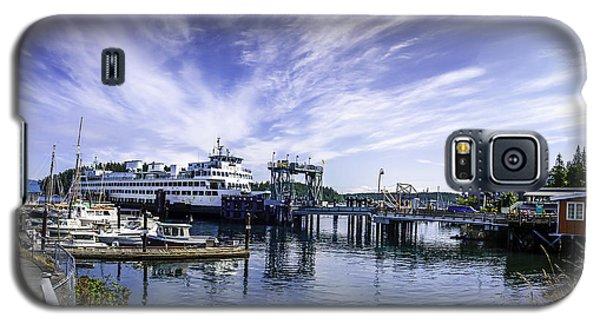 San Juan Island Ferry Galaxy S5 Case