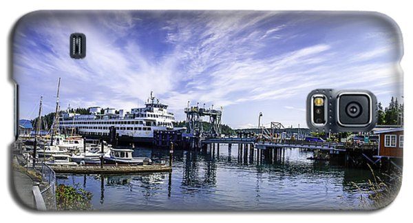 San Juan Island Ferry Galaxy S5 Case