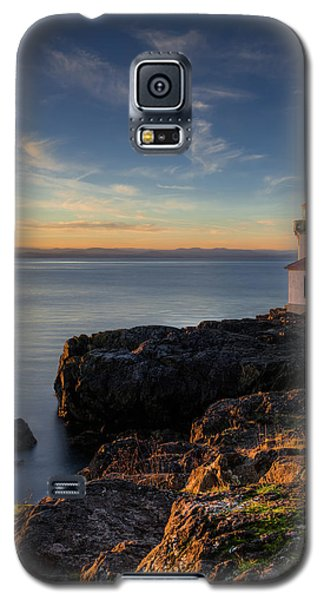 Galaxy S5 Case featuring the photograph San Juan Island Serenity by Dan Mihai