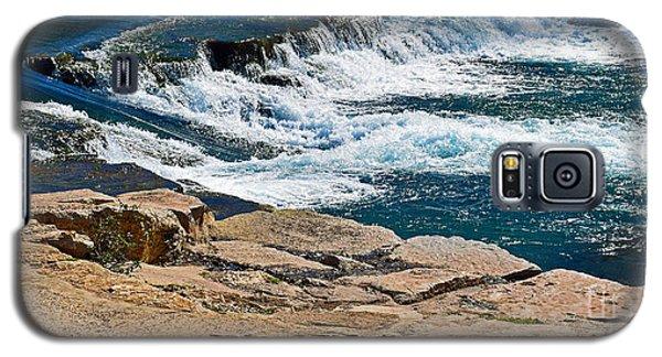 San Marcos River Waterfall  Galaxy S5 Case