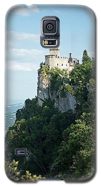San Marino - Guaita Castle Fortress Galaxy S5 Case by Joseph Hendrix