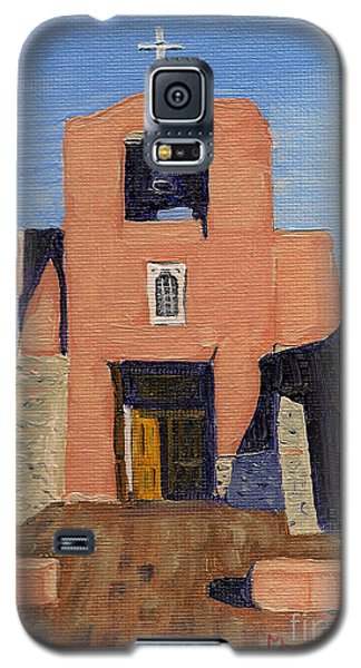 San Miguel Mission In Santa Fe Galaxy S5 Case