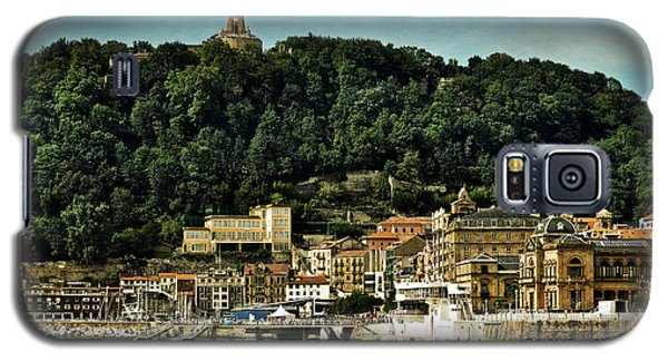 San Sebastian Spain Galaxy S5 Case