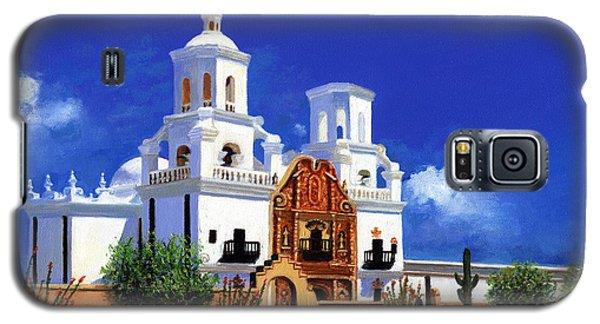 San Xavier Del Bac Mission Galaxy S5 Case