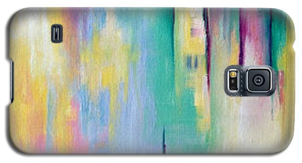 Galaxy S5 Case featuring the painting Sanctuary #2 by Suzzanna Frank