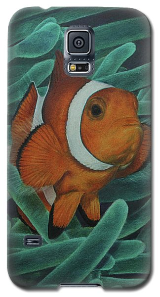 Galaxy S5 Case featuring the painting Sanctuary by Jennifer Watson