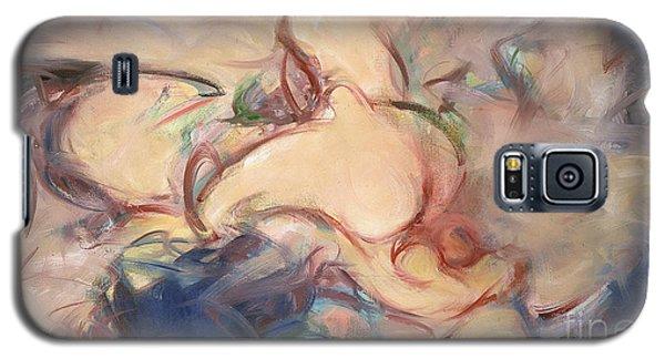 Sanctus V - Salvador Galaxy S5 Case
