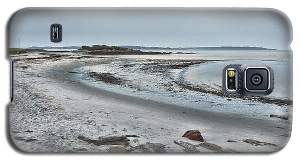 Sand Along The Shoreline Galaxy S5 Case by Richard Bean