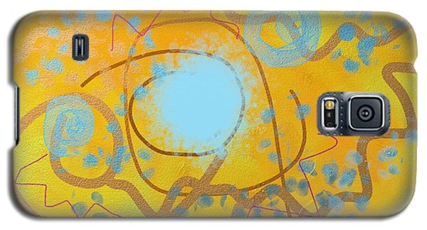 Sand And Water Galaxy S5 Case