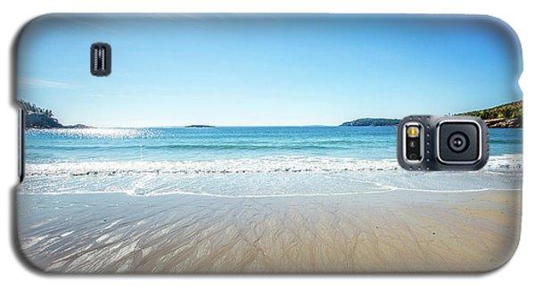 Sand Beach Galaxy S5 Case