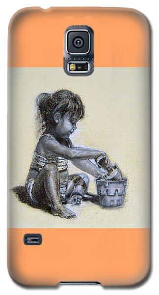 Sand Castles Galaxy S5 Case