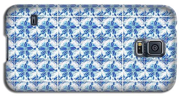 Sand Dollar Delight Pattern 1 Galaxy S5 Case