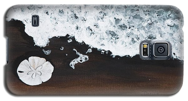 Sand Dollar Galaxy S5 Case by Darice Machel McGuire