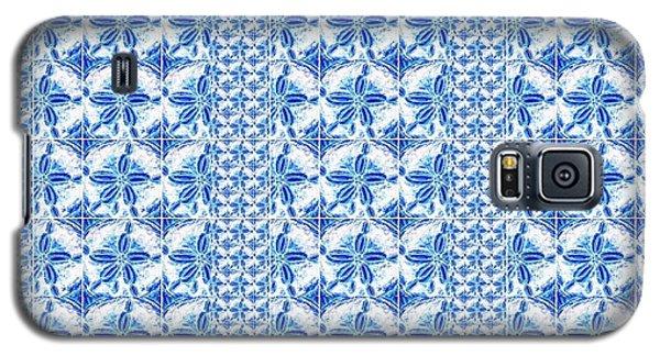 Sand Dollar Delight Pattern 2 Galaxy S5 Case