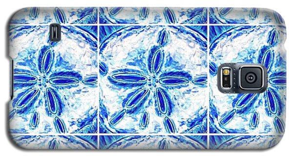 Sand Dollar Delight Pattern 3 Galaxy S5 Case