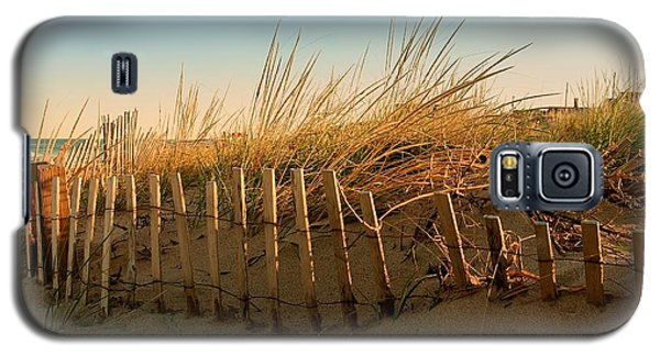 Sand Dune In Late September - Jersey Shore Galaxy S5 Case