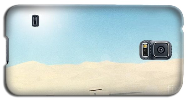 Sand Dune Surreal Galaxy S5 Case