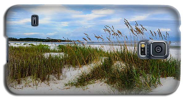 Sand Dunes And Blue Skys Galaxy S5 Case